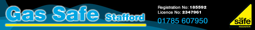 Gas Safe Stafford